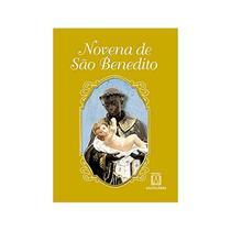 Livro - Novena de São Benedito -