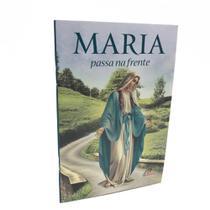 Livro Novena E Terço Maria Passa Na Frente - Paulinas