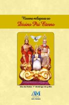 Livro - Novena milagrosa ao divino pai eterno - novo formato -