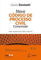 Livro - Novo Código de Processo Civil Comentado -