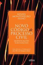 Livro - Novo Código De Processo Civil: Modificações Substanciais -