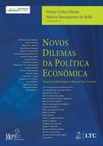 Livro - Novos Dilemas da Política Econômica - Ensaios em Homenagem a Dionisio Dias Carneiro -