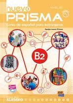 Livro - Nuevo Prisma B2 - Libro del alumno con audio descargable -