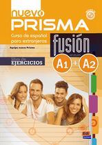 Livro - Nuevo prisma fusion A1+A2 - Libro de ejercicios -