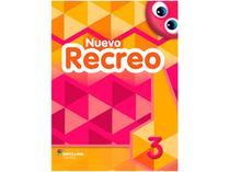 Livro Nuevo Recreo Espanhol 3 Ano Fundamental I - Roberta Amendola