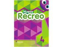 Livro Nuevo Recreo Espanhol 4 Ano Fundamental I - Roberta Amendola