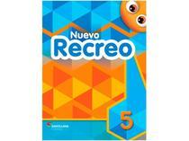Livro Nuevo Recreo Espanhol 5 Ano Fundamental I - Roberta Amendola