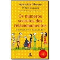 Livro - Numeros Secretos  Relacionamentos - Auto Estima - Gmt -