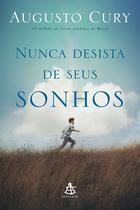 Livro - Nunca desista de seus sonhos -