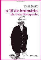 Livro - O 18 de brumário de Luís Bonaparte -
