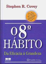 Livro - O 8° hábito: da eficácia à grandeza (miniedição) -