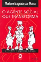 Livro - O agente social que transforma -
