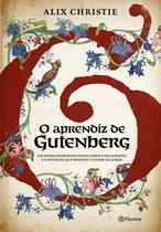 Livro - O aprendiz de Gutenberg -