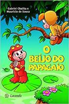 Livro - O beijo do papagaio -