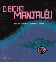 Livro - O Bicho Manjaléu -