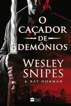 Livro - O caçador de demônios -