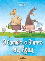 Livro - O Camelo, o Burro e a Água -