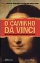 Livro - O caminho Da Vinci -