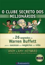 Livro - O Clube Secreto Dos Milionários -