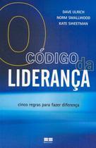 Livro - O código da liderança -