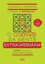Livro - O código da mente extraordinária -