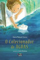 Livro - O colecionador de águas -