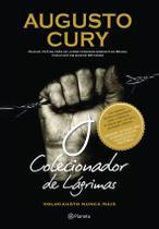 Livro - O colecionador de lágrimas -