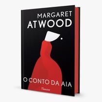 Livro - O CONTO DA AIA edição capa dura - com brindes (card+marcador) -