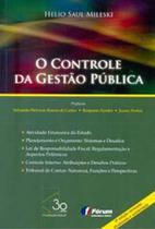 Livro - O Controle da Gestão Pública -