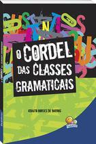 Livro - O cordel das classes gramáticais -