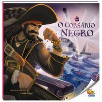 Livro - O Corsário Negro -