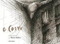 Livro - O corvo -