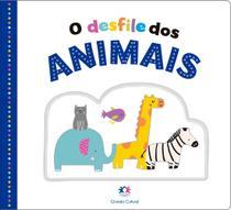 Livro - O desfile dos animais -