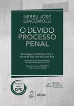 Livro - O Devido Processo Penal -