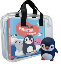 Livro - O dia de Valentim, o pinguim -