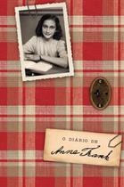 Livro - O diário de Anne Frank (edição capa dura) -