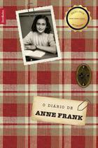 Livro - O diário de Anne Frank (edição de bolso) -