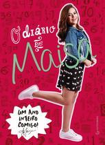 Livro - O diário de Maisa - Um ano inteiro comigo!