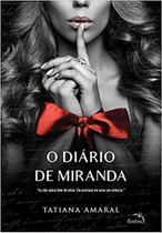 Livro - O Diario de Miranda I - Tatiana Amaral - Livros