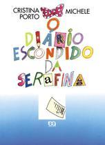 Livro - O diário escondido da Serafina -
