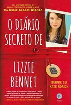 Livro - O diário secreto de Lizzie Bennet -