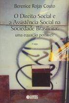 Livro - O direito social e a assistência social na sociedade brasileira -
