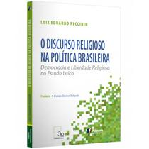 Livro - O discurso religioso na política brasileira -