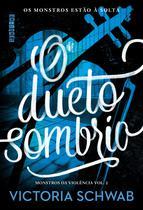 Livro - O dueto sombrio -