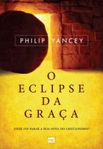Livro - O eclipse da graça -