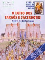 Livro - O Egito dos faraós e sacerdotes -