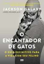 Livro - O encantador de gatos -