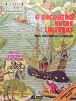Livro - O encontro entre culturas -