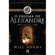 Livro - O enigma de Alexandre -