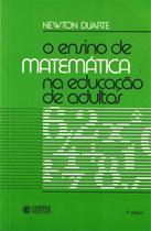 Livro - O ensino de matemática na educação de adultos -
